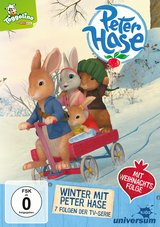 Peter Hase, DVD 8 - Winter mit Peter Hase Poster