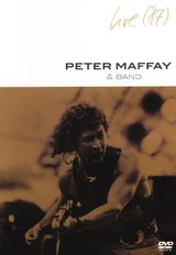 Peter Maffay - Live in Berlin '87 Poster