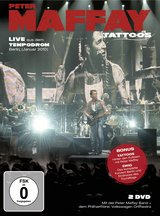 Peter Maffay - Tattoos - Live (2 Discs) Poster