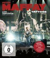 Peter Maffay - Tattoos - Live Poster