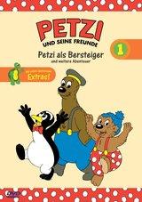 Petzi und seine Freunde 01: Petzi als Bergsteiger und weitere Abenteuer Poster