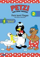 Petzi und seine Freunde 02: Petzi lernt fliegen und weitere Abenteuer Poster