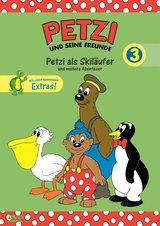 Petzi und seine Freunde 03: Petzi als Skiläufer und weitere Abenteuer Poster