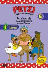 Petzi und seine Freunde 05: Petzi und die Saurierpflanze und weitere Abenteuer Poster