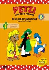 Petzi und seine Freunde 06: Petzi und der Hufschmied und weitere Abenteuer Poster