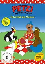 Petzi und seine Freunde: Petzi liebt den Sommer Poster