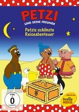Petzi und seine Freunde: Petzis schönste Reiseabenteuer Poster