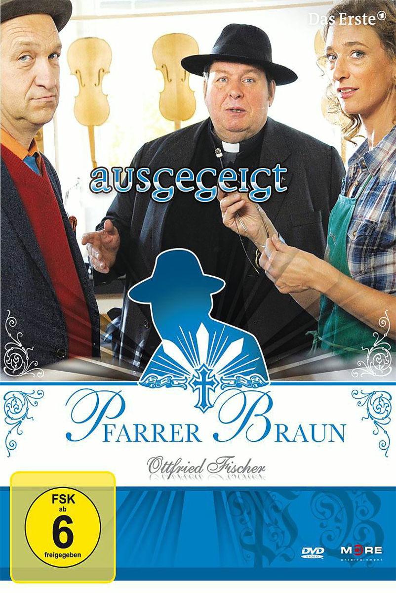 Pfarrer Braun: Ausgegeigt Poster