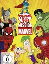Phineas und Ferb: Mission Marvel Poster