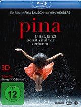 Pina (2 Discs) Poster