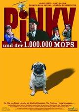 Pinky und der 1.000.000 Mops Poster