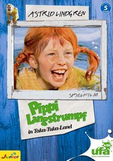 Pippi in Taka-Tuka-Land Poster