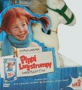 Pippi Langstrumpf (DVD mit Plüsch-Pferd) Poster