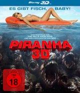 Piranha (Blu-ray 3D) Poster