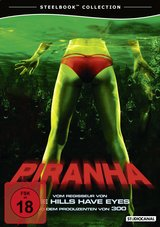 Piranha (Steelbook Collection) Poster