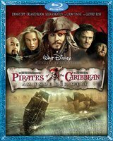 Pirates of the Caribbean - Am Ende der Welt (2 Discs) Poster