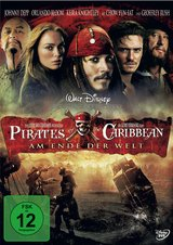 Pirates of the Caribbean - Am Ende der Welt (Einzel-DVD) Poster