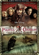 Pirates of the Caribbean - Am Ende der Welt (Special Edition, 2 DVDs) Poster