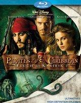 Pirates of the Caribbean - Fluch der Karibik 2 (2 Discs) Poster