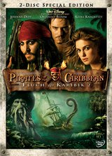 Pirates of the Caribbean - Fluch der Karibik 2 (Special Edition, 2 DVDs) Poster