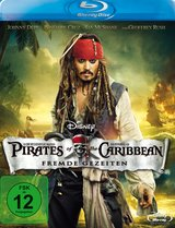 Pirates of the Caribbean - Fremde Gezeiten (Blu-ray 3D) Poster