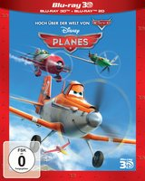 Planes (Blu-ray 3D, + Blu-ray 2D) Poster