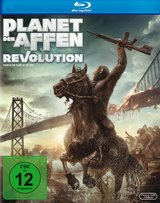 Planet der Affen: Revolution Poster