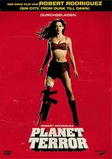 Planet Terror (Limited Collector's Edition, 2 DVDs) Poster