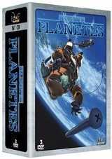 Planetes - DVD-Box 01 (3 DVDs) Poster