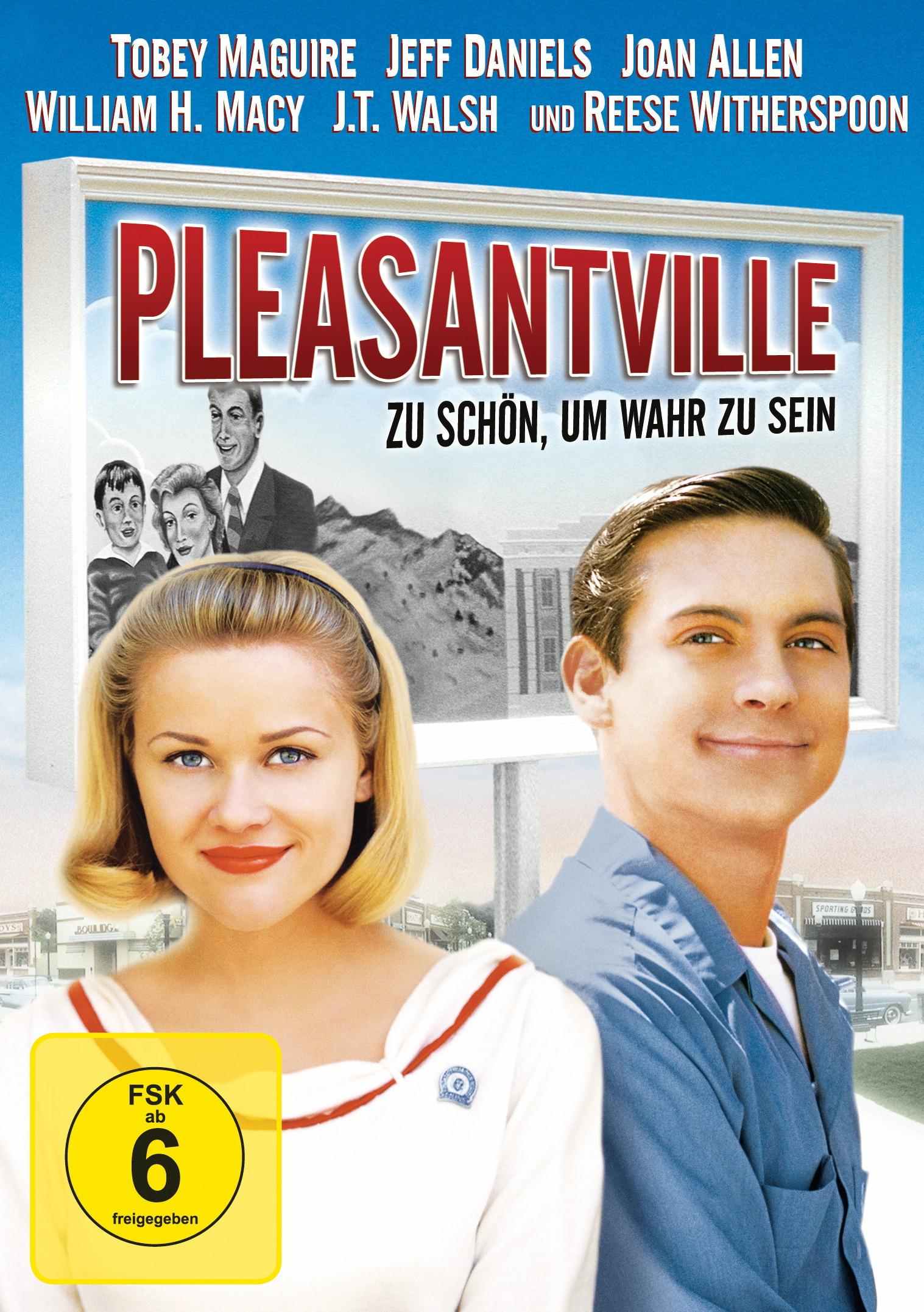 Pleasantville - Zu schön, um wahr zu sein Poster