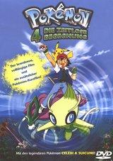 Pokémon 4 - Die zeitlose Begegnung Poster