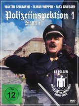 Polizeiinspektion 1 - Staffel 01 (3 Discs) Poster