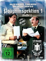 Polizeiinspektion 1 - Staffel 04 (3 Discs) Poster