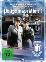 Polizeiinspektion 1 - Staffel 05 (3 Discs) Poster