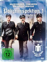Polizeiinspektion 1 - Staffel 06 (3 Discs) Poster