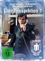 Polizeiinspektion 1 - Staffel 08 (3 Discs) Poster