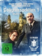 Polizeiinspektion 1 - Staffel 09 (3 Discs) Poster