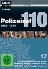 Polizeiruf 110 - Box 17 (4 Discs) Poster