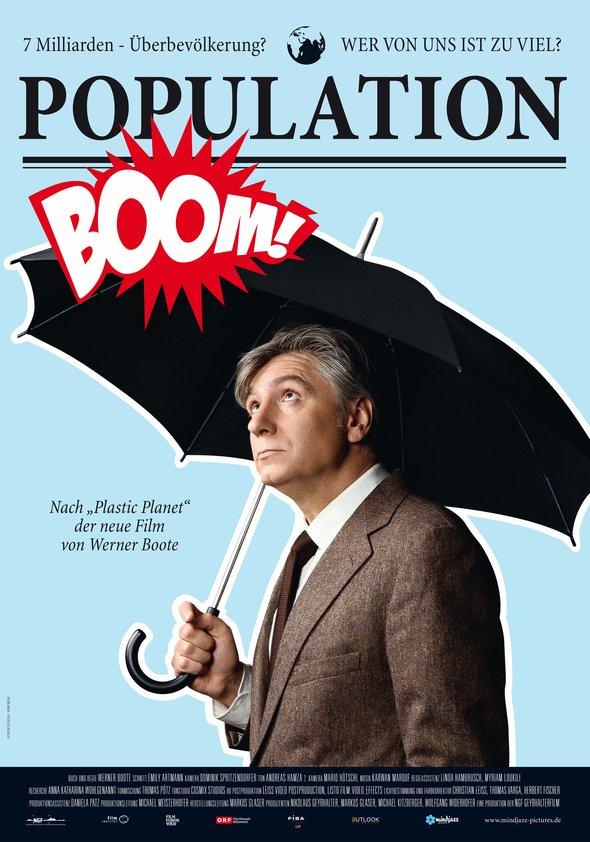 Population Boom Poster