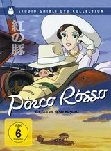 Porco Rosso (2 DVDs) Poster