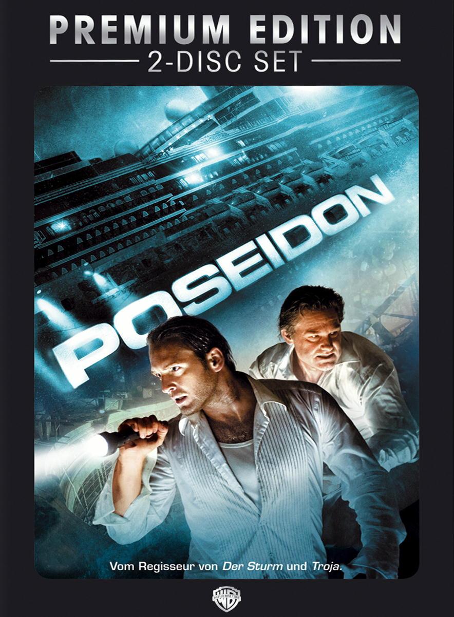 Poseidon (Premium Edition, 2 DVDs) Poster