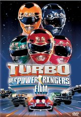 Power Rangers 2 - Turbo Poster