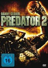 Predator 2 (gekürzte Fassung) Poster