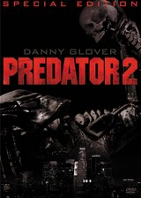 Predator 2 (Special Edition, 2 DVDs) Poster