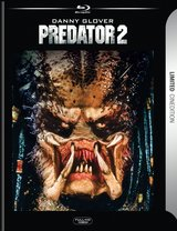 Predator 2 (Uncut Version) Poster