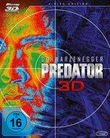 Predator (Blu-ray 3D, 2 Discs) Poster