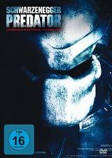 Predator (Ungeschnittene Fassung) Poster