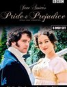 Pride and Prejudice - Stolz und Vorurteil (6 DVD) Poster