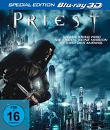 Priest (Blu-ray 3D, Special Edition) Poster