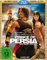 Prince of Persia - Der Sand der Zeit (+ DVD, + Digital Copy, 3 Discs) Poster